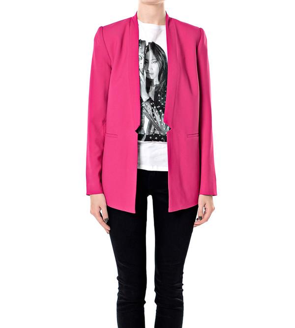 Zoë Jordan Mercer Jacket in Ultra Pink