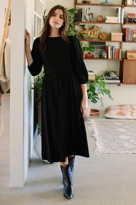 Rachel Pally Winter Linen Roma Dress - Licorice