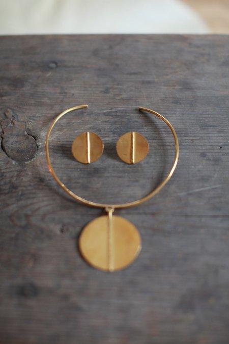 Avilla Orbit Necklace
