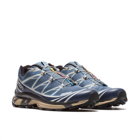 SALOMON LAB XT-6 ADV sneakers - Blue