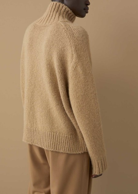 Closed Mix Knit Sweater - Honey