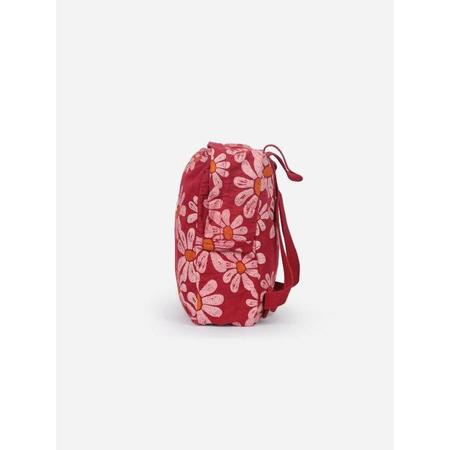 kids bobo choses daisies school bag - red