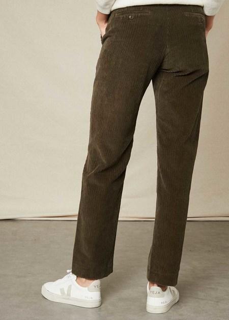 Hartford AUPN600 Corduroy pants