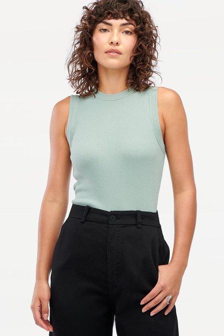 Lacausa Blair Tank - Jade