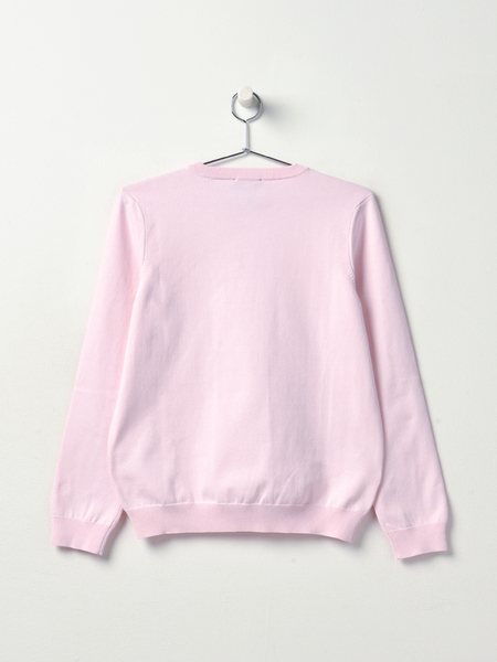 A.P.C. Pull Janice - Pale Pink