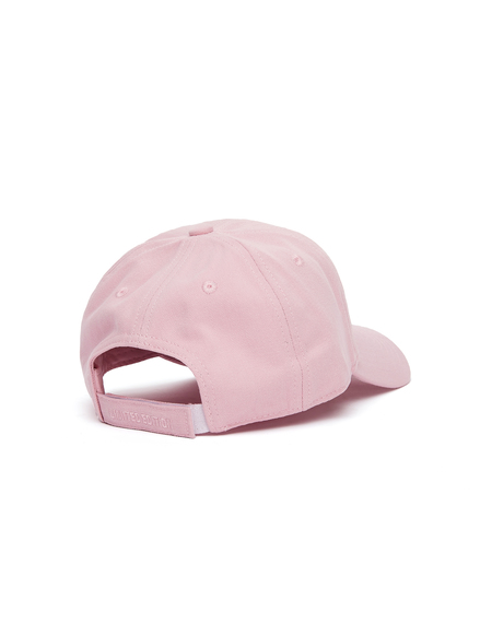 Vetements Embroidered Haute Couture Cap - Pink