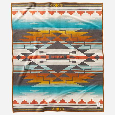 Pendleton Nike N7 Seven Generations Wool Blanket - MULTI