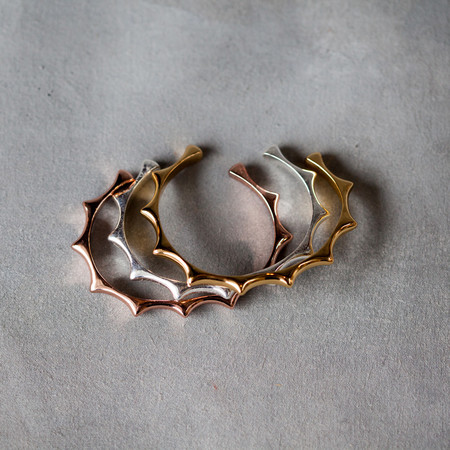 Pamela Love Thin Sun Cuff
