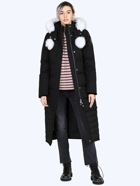 Moose Knucke Saskatchewan Parka - Black