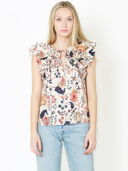 Ulla Johnson Liv Top - Daisy