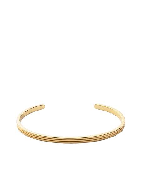 Miansai STAG CUFF BRACELET - GOLD PLATED