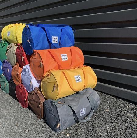 Unisex Phoenix General Duffle Bag - Gold