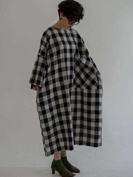 UNISEX 69 Mondo Tee/Dress - Mondo Check