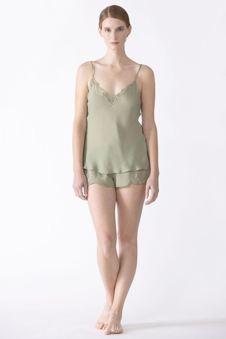 NK IMODE Dahlia Bliss Lace Silk Camisole