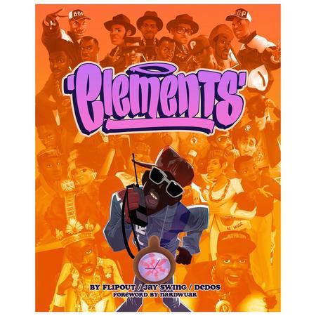 """FlipNJay Records """"Elements Magazine Book"""""""