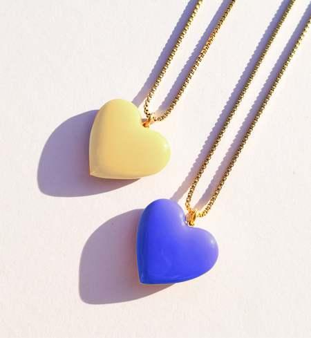 Matter Matters Love Necklace - Pastel
