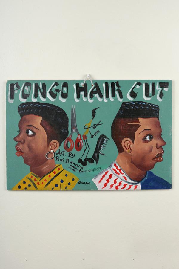 Osei-Duro Barbering sign #3