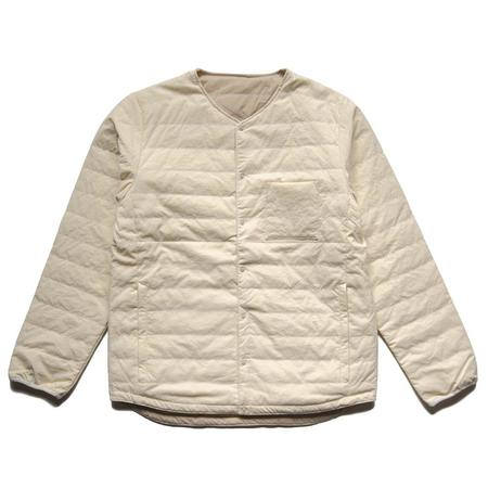 Nanga x Hatchet Outdoor Supply Co. Jacket - Natural/Tan