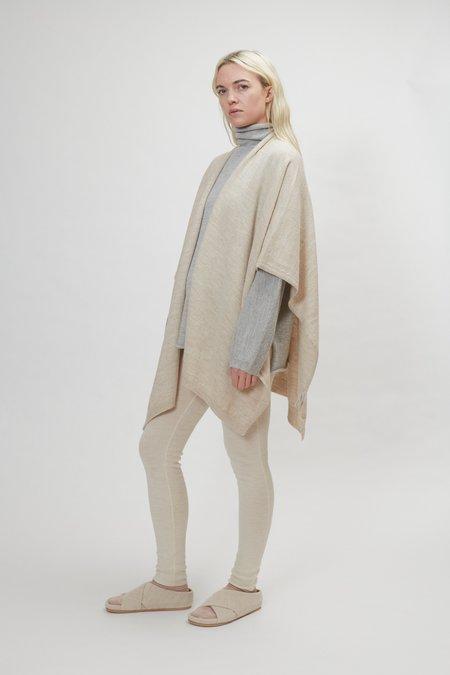 Lauren Manoogian Fine Serape jacket - Hessian