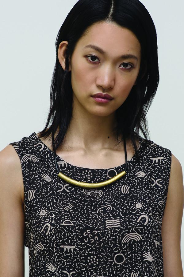 Osei-Duro Tubular Necklace