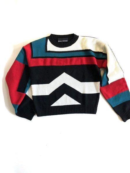 MILA ZOVKO ZOE Sweater - Multi
