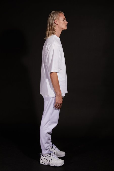 The Celect Square Tee Shirt - White