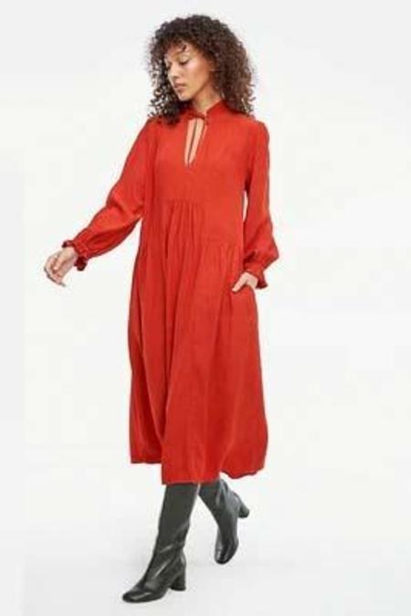 Lacausa Roma Dress - Copper