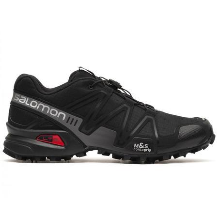 SALOMON Speedcross 3 Sneaker - Black / Quiet Shade