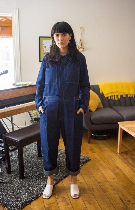 Unisex Veri Cole Boiler Suit - Denim