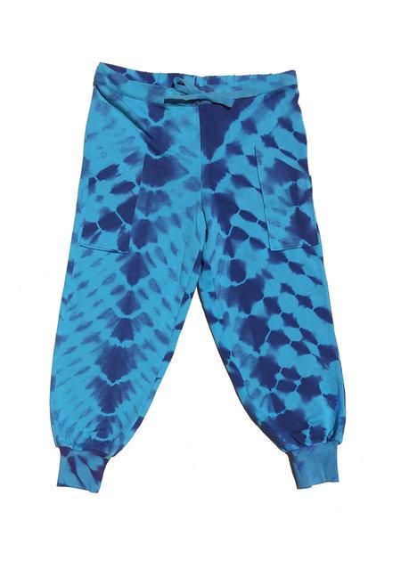 Abacaxi Tie Dye Jogger Pants - Ocean