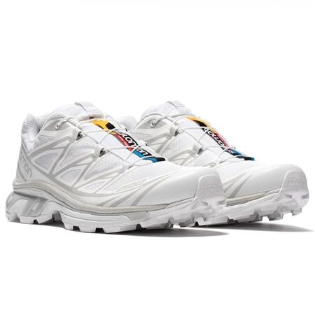 SALOMON XT-6 sneakers - White/Lunar Rock