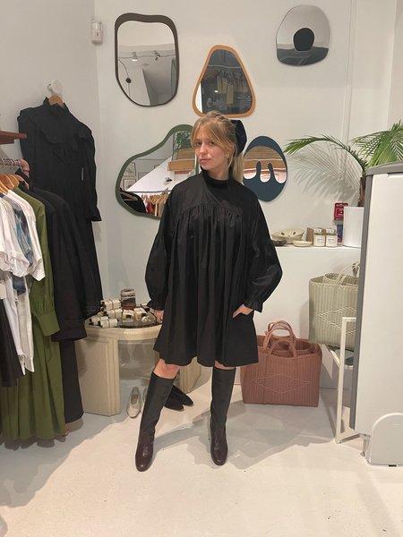 Bronze Age Lia Dress - Black