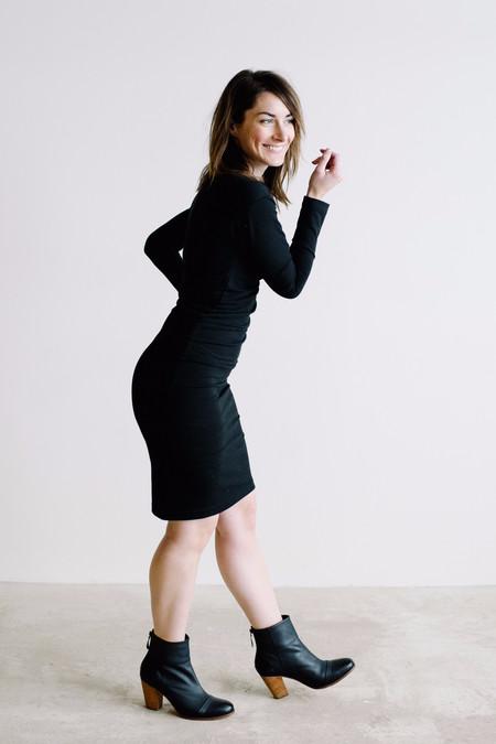 Study NY Twist Dress - Black