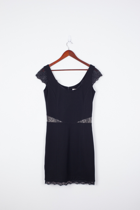 Erin Fetherston Cap Sleeve Dress