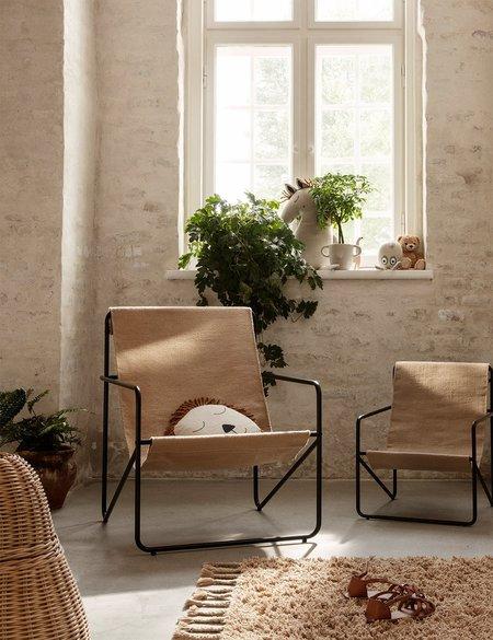 Ferm Living Desert Lounge Chair - Beige