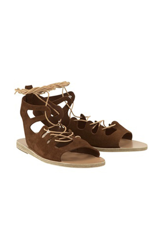 Ancient Greek Gladiator Sandal