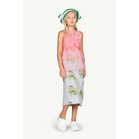 Kids the animals observatory dragonfly dress - Soft pink