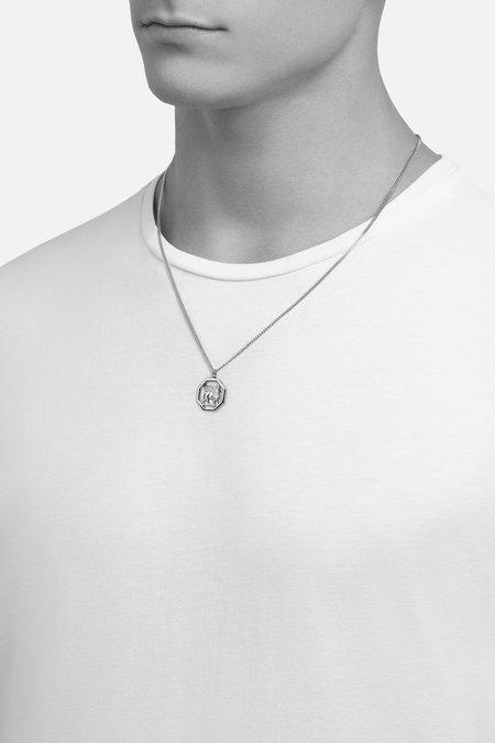 Miansai Lamassu Pendant Necklace - Gold Vermeil