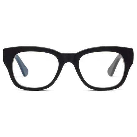 CADDIS Miklos Readers eyewear - Matte Black
