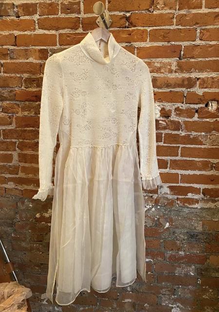 Renli Su Wool Turtleneck Dress