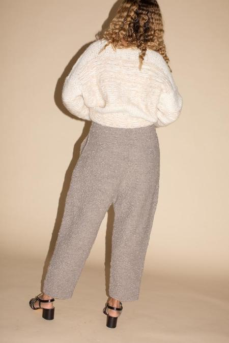 Lauren Manoogian Oru Pants - Grey Combo