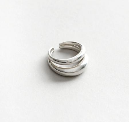 Wolf Circus Kori Ring - Silver