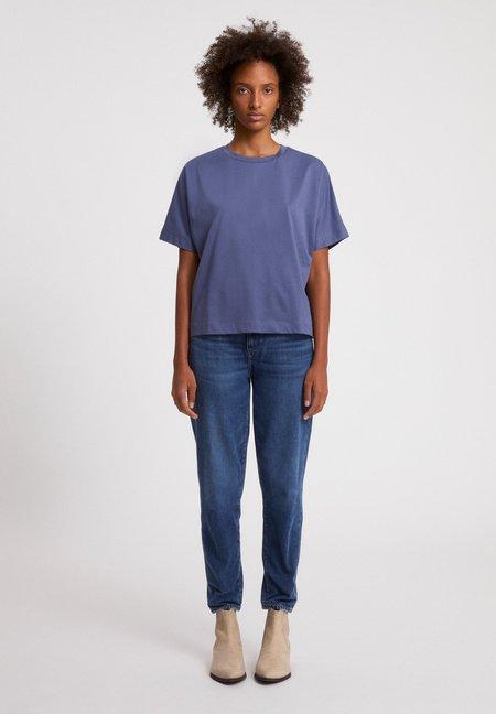 Armedangels Kajaa made of organic cotton T-Shirt - foggy blue
