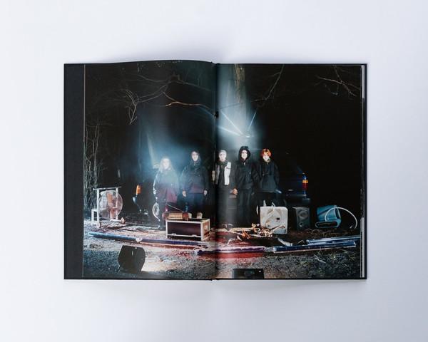 Silent Sound Hardcover Olaf Breuning Book