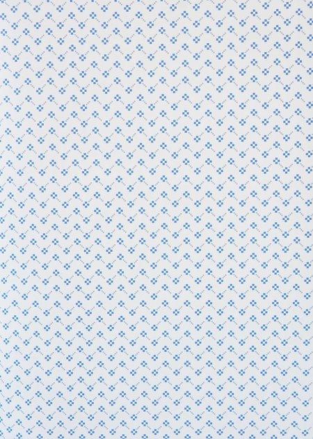 Caramel Wallpaper - Forget me not print