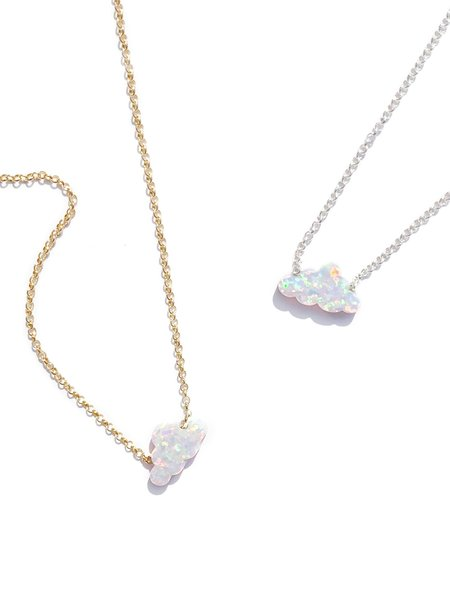 Gilbert Cloudy Skies Necklace