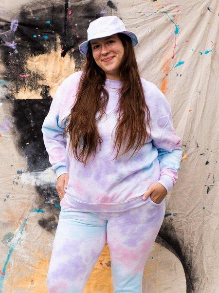 Cloudy Dyes Tie Dye Sweatsuit