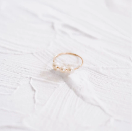 OIYA Pearl Ring