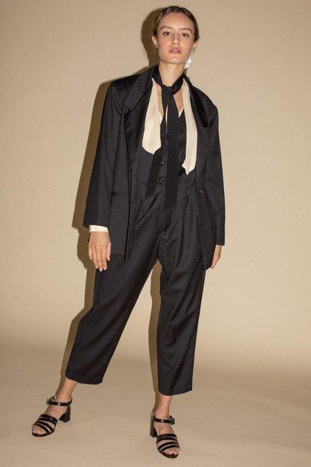 Kamperett x Anaise Wool Suit Blazer