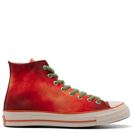 Converse x Concepts Chuck 70 Hi - Orange/Red